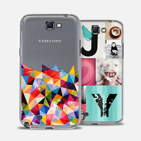 Customized Samsung Galaxy Note II cases on Casetify.
