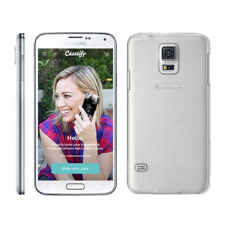 Customize your own Galaxy S5 cases on Casetify.