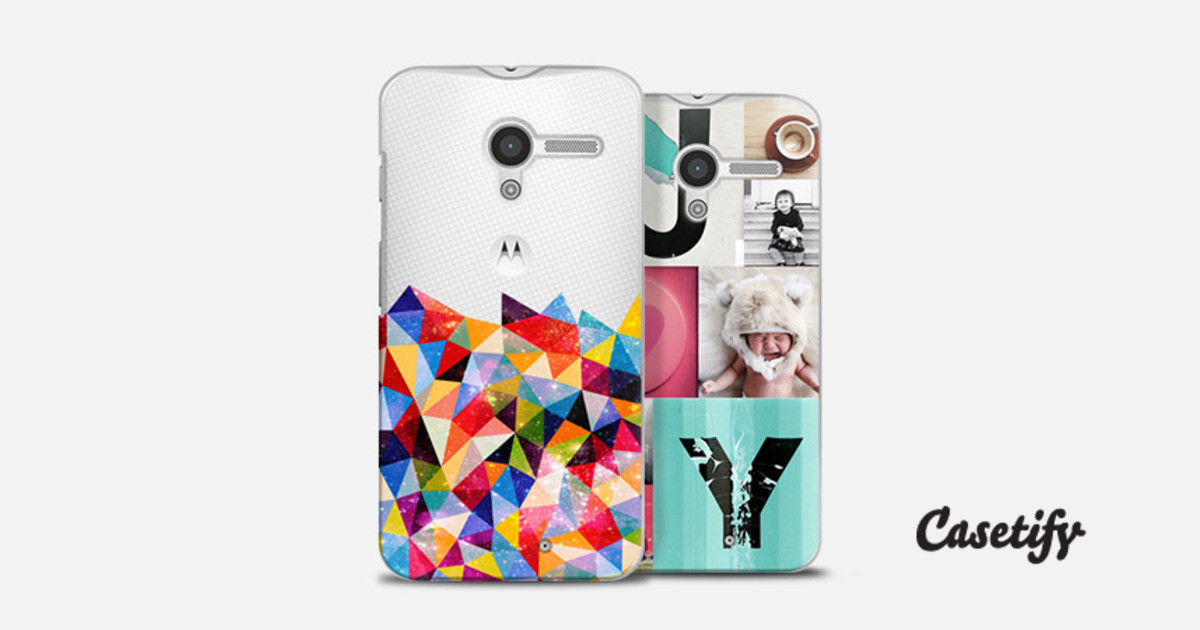 Custom Your Own Case For Moto X 2013 Casetify