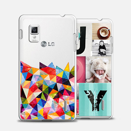 Customized Optimus G cases on Casetify.