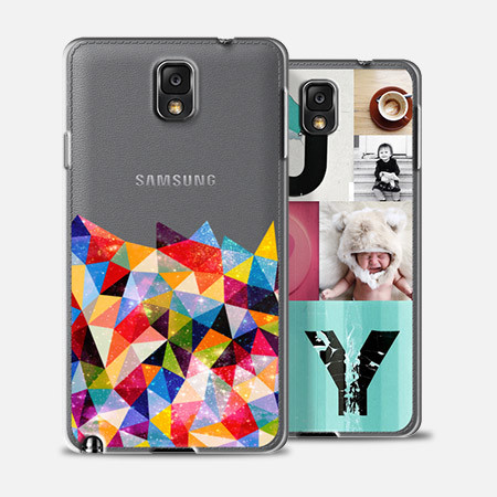 Customized Samsung Galaxy Note III cases on Casetify.