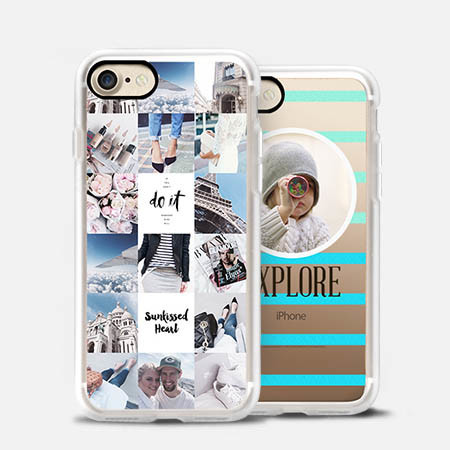 Customized iPhone 7 cases on Casetify.