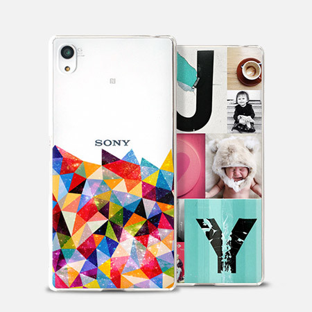 Customized Sony Xperia Z4/Z3+ cases on Casetify.