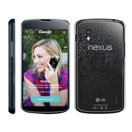 Customize your own Nexus 4 cases on Casetify.