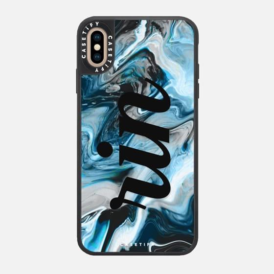 iPhone 7 Plus/7/6 Plus/6/5/5s/5c Case - Custom Marble Case
